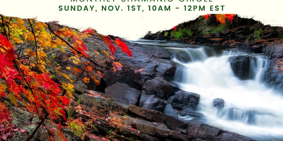 November Shamanic Communion - Shamanic Wisdom Circle