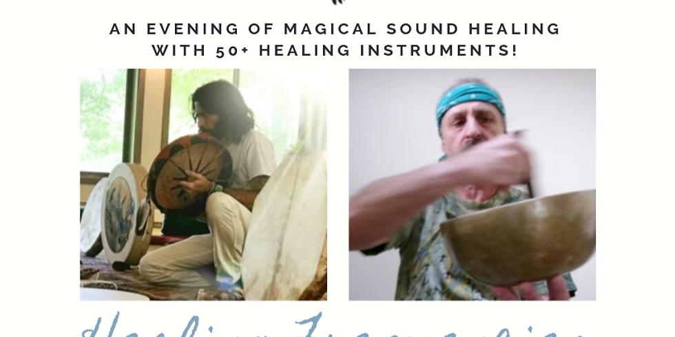 Sound Healing Ceremony - Woodstock, NY