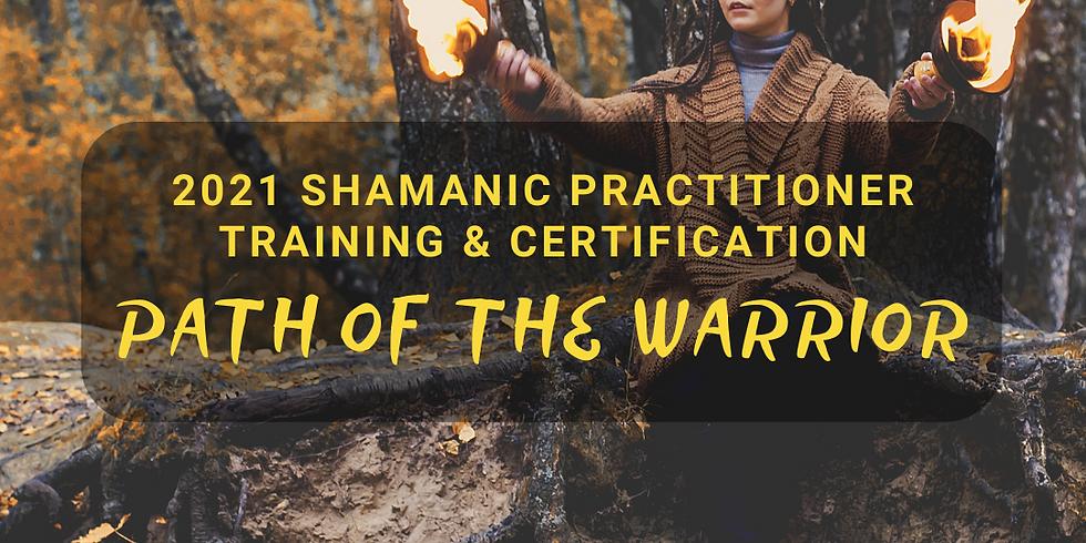 The Path of the Warrior, Shamanic School (2021)