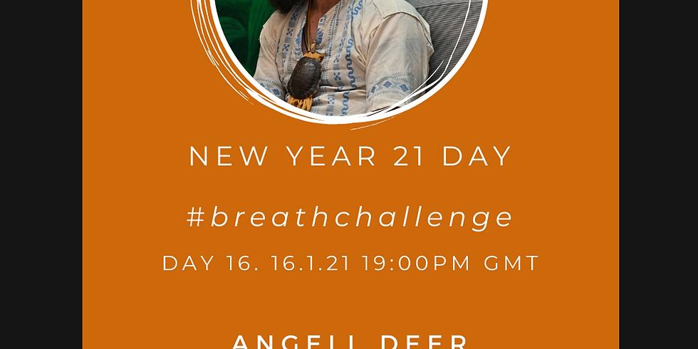 21 Day Breathwork Challenge