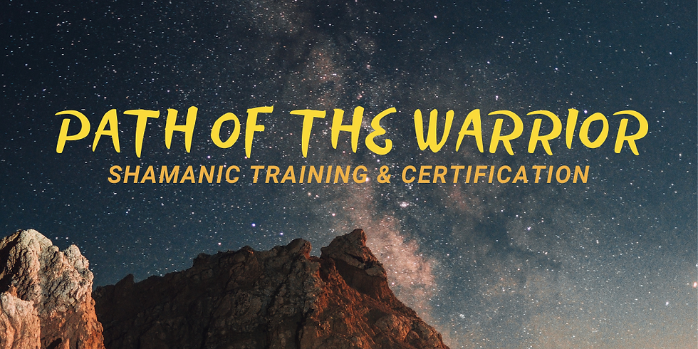 Path of the Warrior 2021 - FIRST CLASS