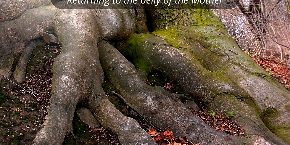 Breathwork Ceremony - Returning to the belly of the Mother