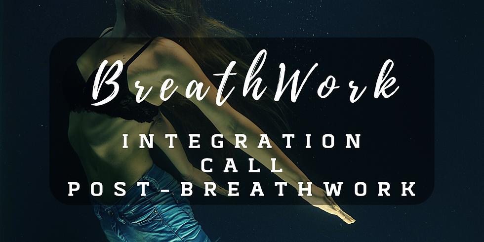 Breathwork Challenge - Integration Call