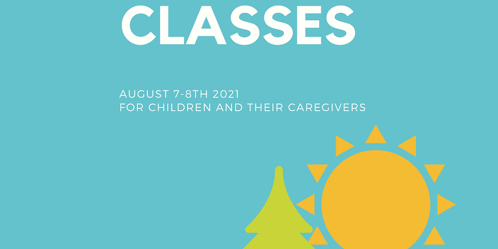 Forest classes for Child and Caregiver