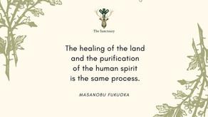 Healing land & people