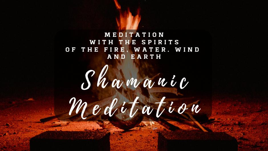 Shamanic Meditation (50 min) with Nature Spirits Sounds