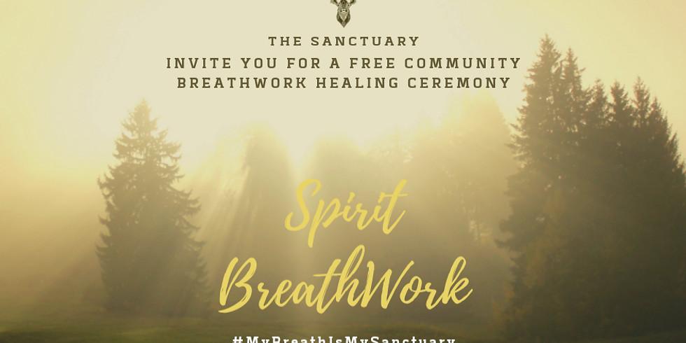 Spirit Breathwork - Free ceremony