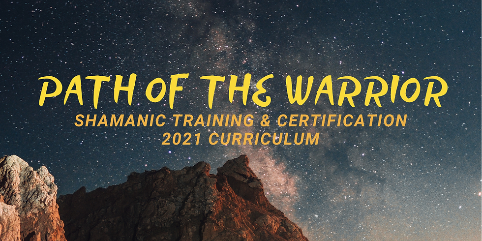 Path of the Warrior 2021 - February Class