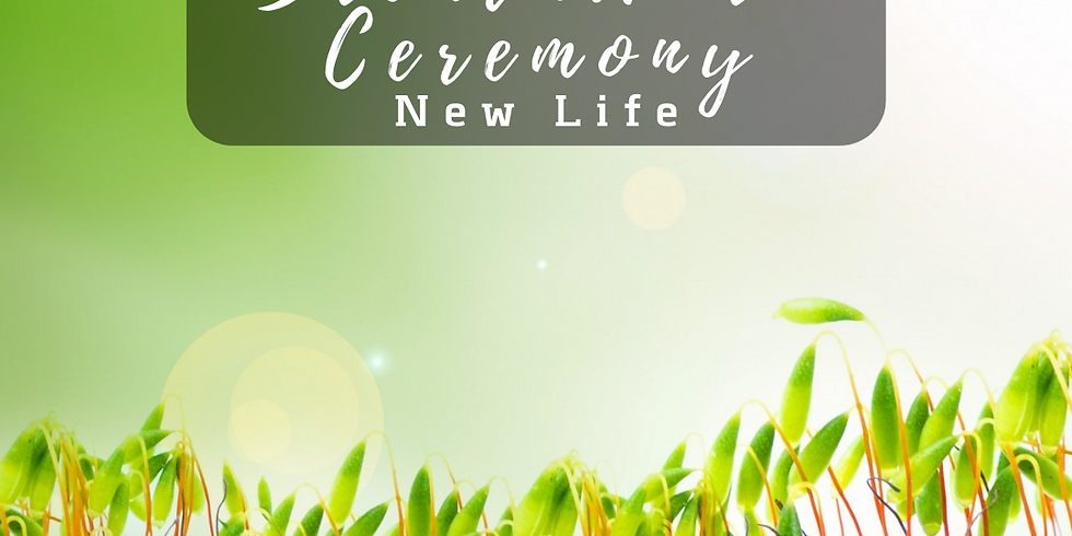 Breathwork Ceremony - Step into a New Life