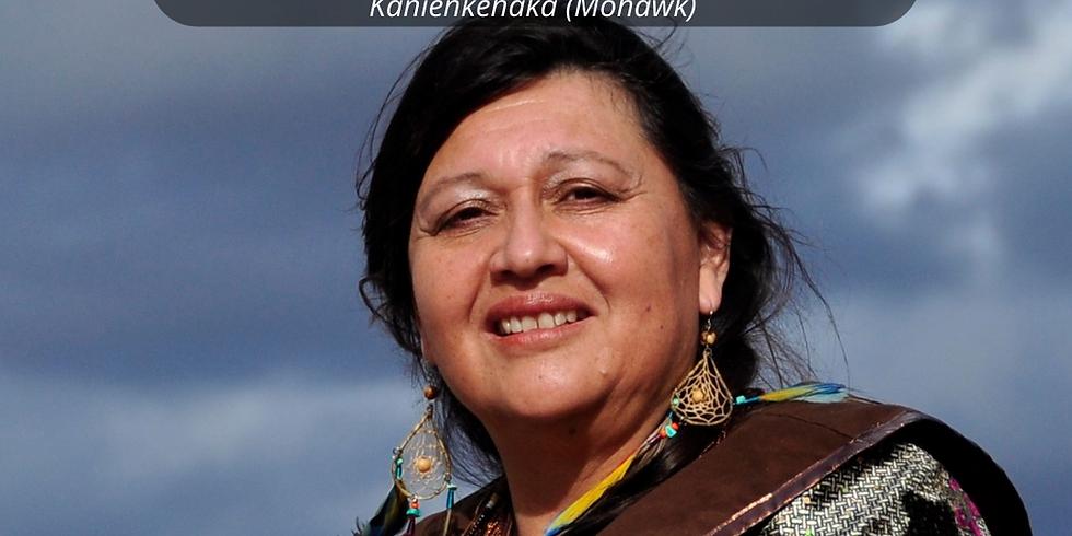 Meet the Elder - Gail Whitlow, Kanienkehaka (Mohawk)