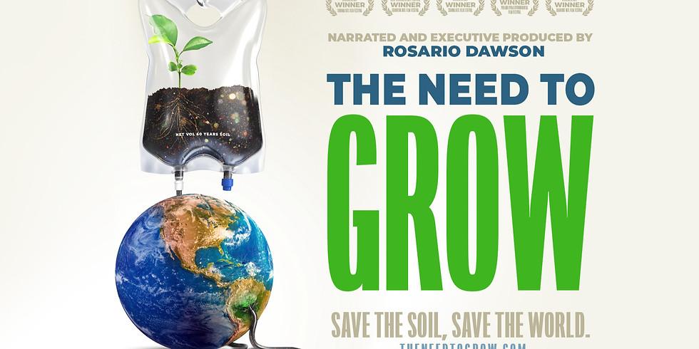The Need to Grow (Movie Night)