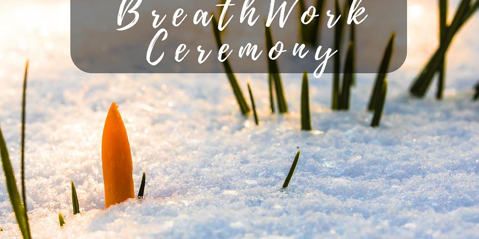 Breathwork Ceremony - Spring Celebration