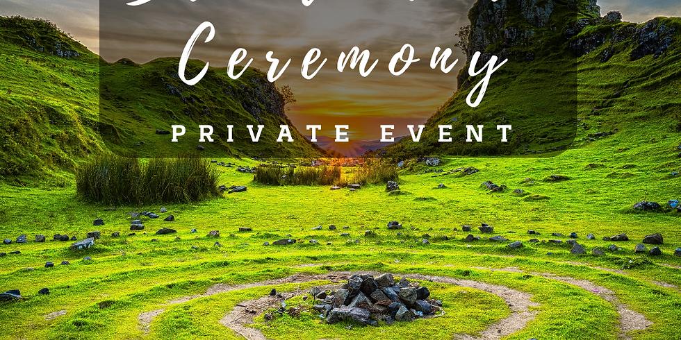 PRIVATE Breathwork Ceremony