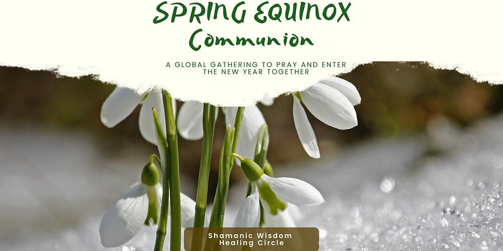 Spring Equinox Gathering (Online)