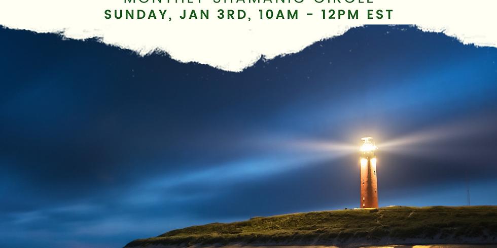 January Shamanic Communion - Shamanic Wisdom Circle