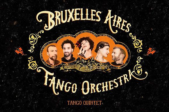 CD Bruxelles Aires Tango Orchestra