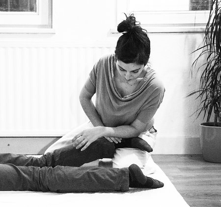 Shiatsu Massage Cadeaubon