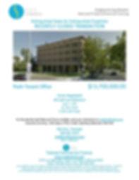 COmmercial Rea Estate Office Building Refinance Bank Loan