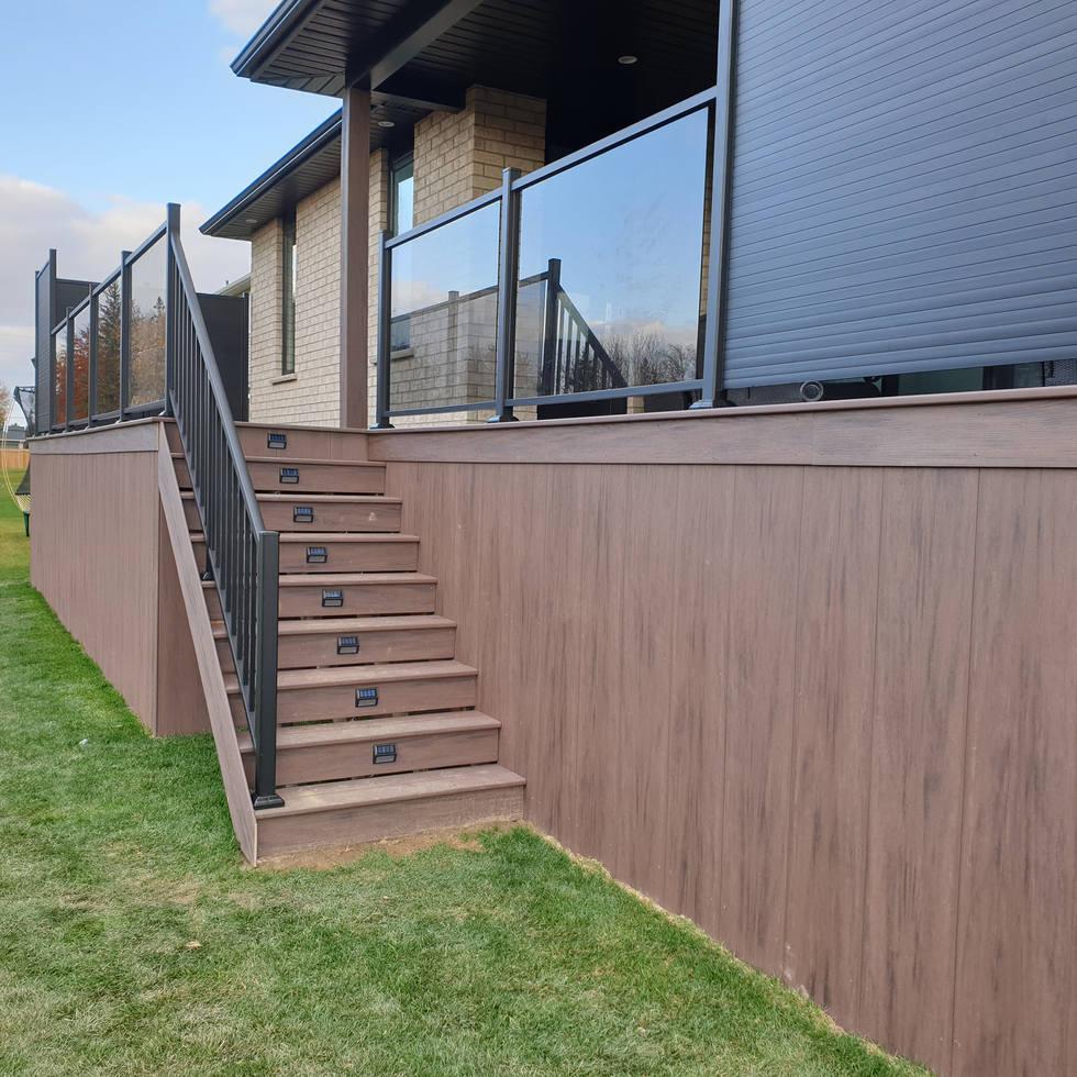 PVC Deck