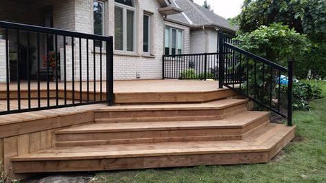 Wood Deck