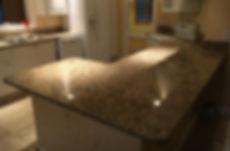 Kitchen Countertop Santa Cecilia