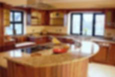 Kitchen Island Countertop Santa Cecilia