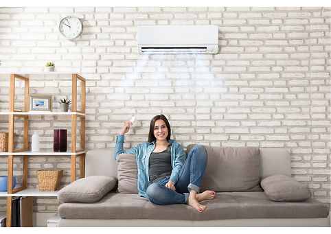 Woman on sofa with AC Controller 2.jpg