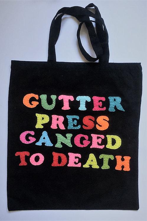 Gutter Press Ganged To Death