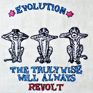 Be Wise and Revolt