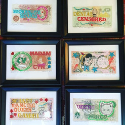 Mixed lot of Banknotes