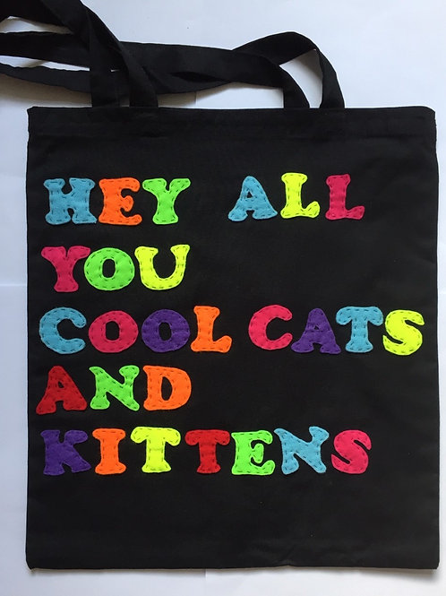 Hey All You Cools Cats and Kittens Bag 4