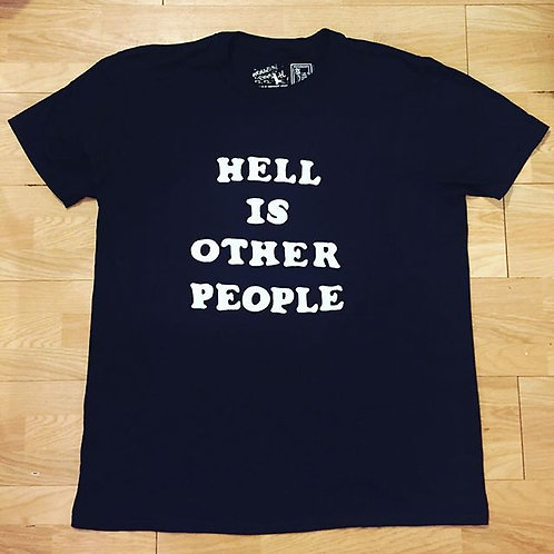 Hell Is Other People T-Shirt L