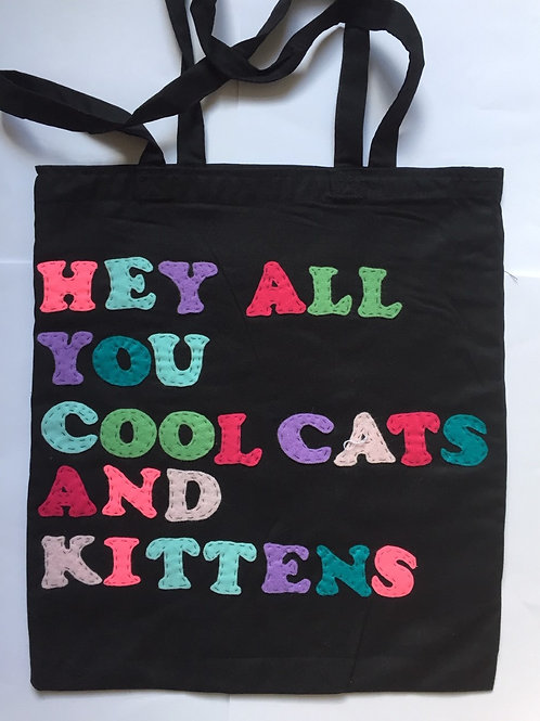 Hey All You Cool Cats and Kittens Bag 3