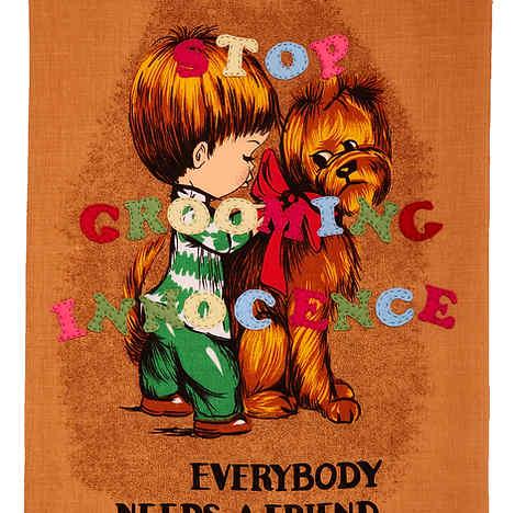 Stop Grooming Innocence