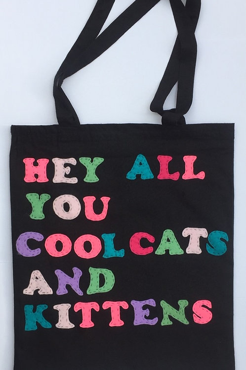 Hey All You Cool Cats and Kittens Bag 1