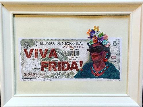 Viva Frida! Flower Power