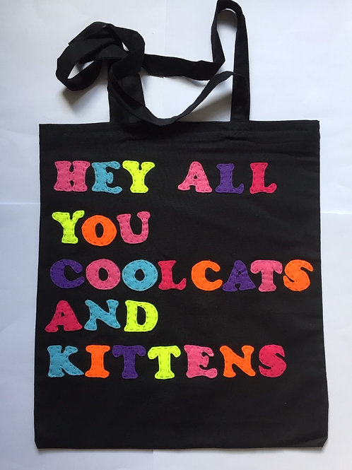 Hey All You Cool Cats and Kittens Bag 2