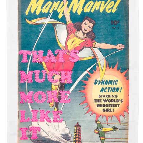 Mary Mary Not Contrary
