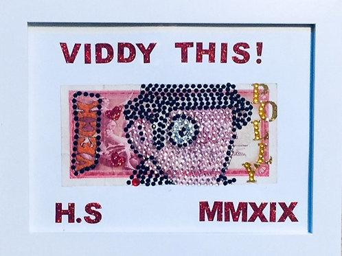 Veck Polly Clockwork Money
