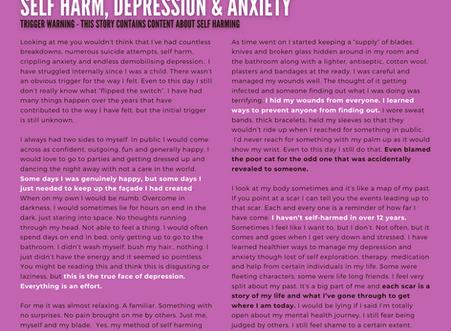 World Mental Health Day - Beth's Story