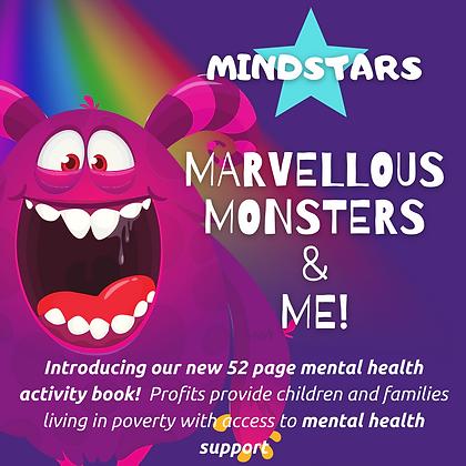 Marvellous Monsters & Me Activity Book