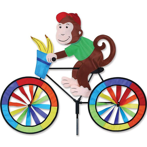 30in MONKEY BICYCLE SPINNER