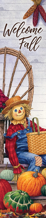 SCARECROW PORCH YARD EXPRESSION