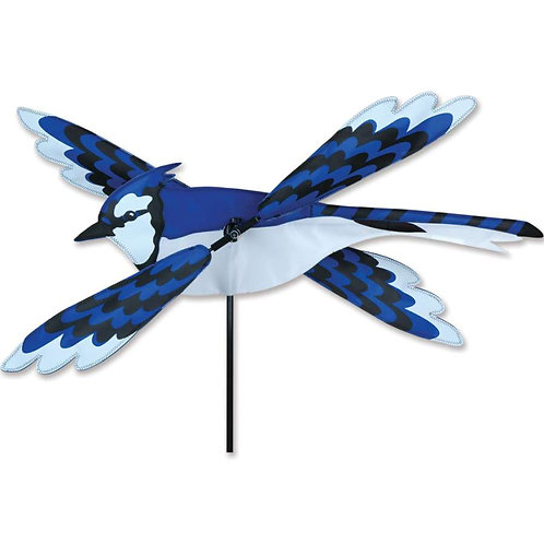 18in BLUEJAY WHIRLIGIG SPINNER