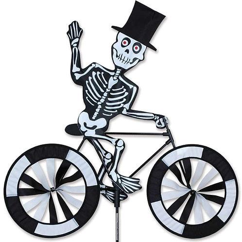 30in SKELETON BICYCLE SPINNER