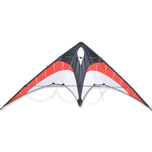WIDOW NG SPECIAL SPORT KITE - RED/WHITE