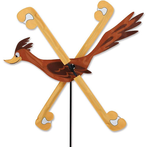 29in ROAD RUNNER WHIRLIGIG SPINNER