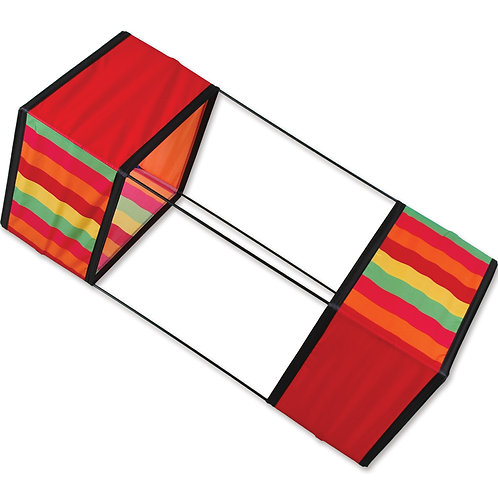"36"" BOX KITE -CIRCUS"