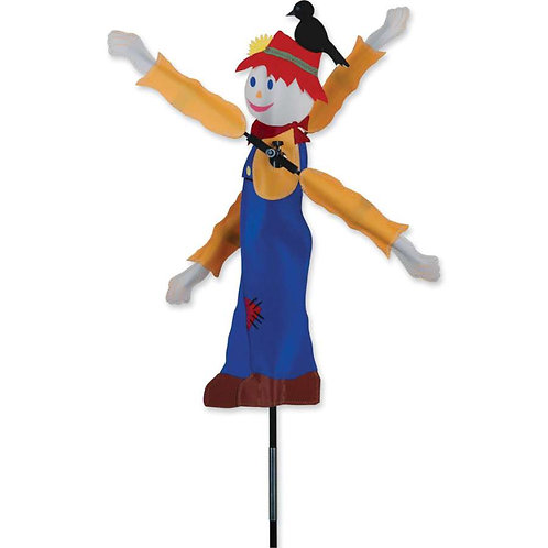 20in SCARECROW WHIRLIGIG SPINNER