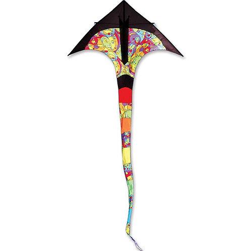 T-DELTA KITE - RAINBOW ORBIT